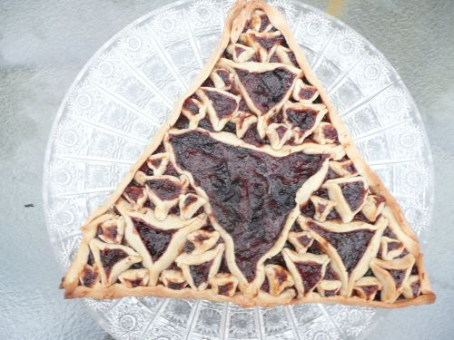 The Sierpinski Hamantash