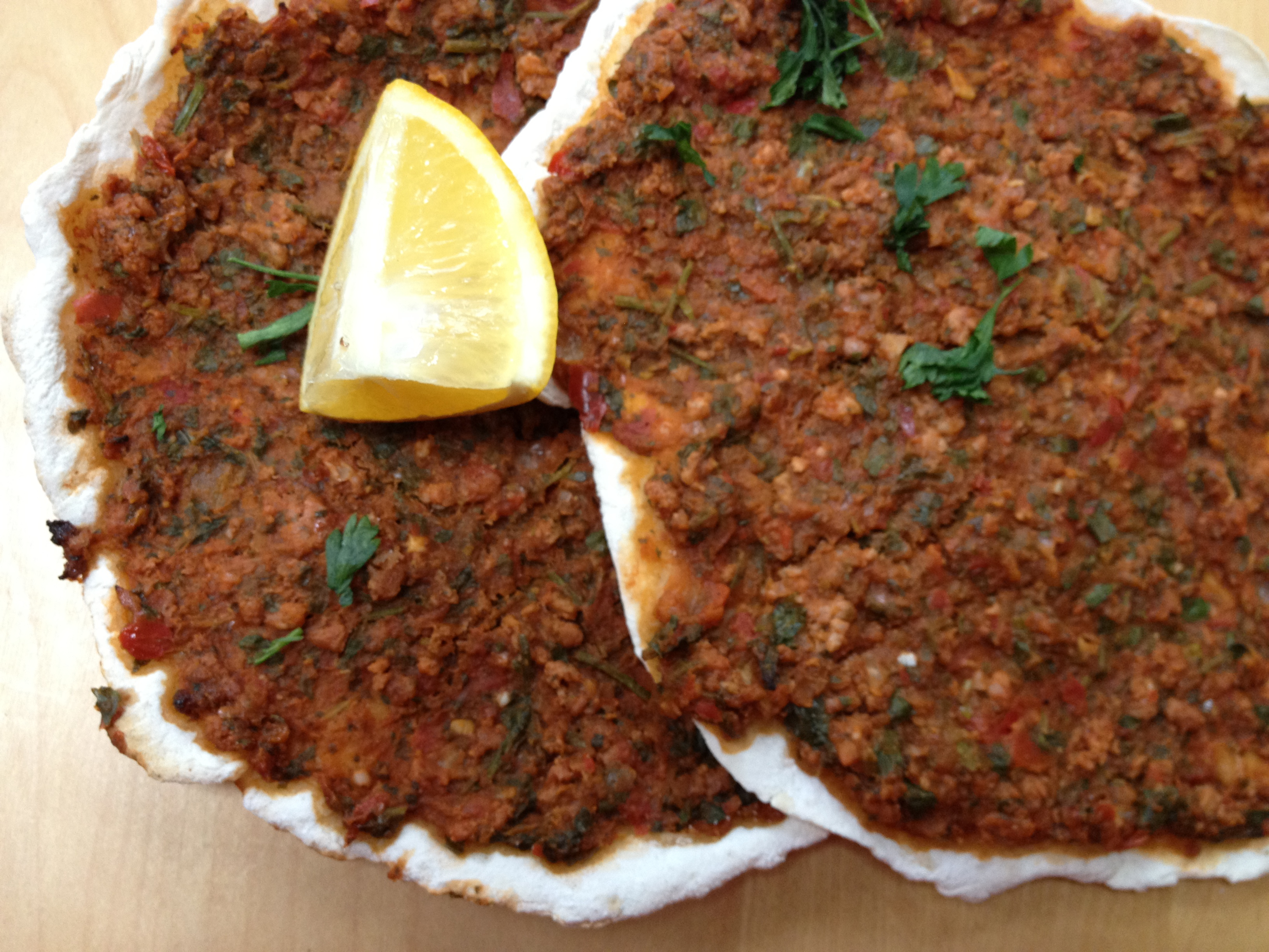 armenian pizza lahmajoun recipe